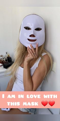 Led Light Therapy Mask, Face Care, Skin Care, Rosacea, Health And Beauty Tips, Beauty Skin, Eye Makeup, Natural Hair Styles, Beauty Hacks