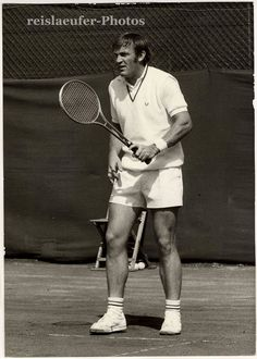 Tony Roche  | Tony Roche Australian Tennis Player by Jon Blau Original Photo from ... Vann 1976 mixed dubbel med Francoise Dürr över Dick Stockton/Rosemary Casals 6-3, 2-6, 7-5.