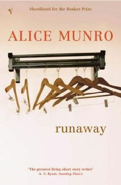 Runaway by Alice Munro - Vintage Publishing - ISBN 10 0099472252 - ISBN 13 0099472252 - **Winner of the Nobel Prize in Literature**The… Alice Munro Runaway, Good Books, Books To Read, Starting A Book, Nobel Prize In Literature, Book Tv, Book Summaries, Running Away, Book Recommendations