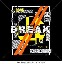 typography urban vintage men t shirt design graphic, vector illustration artistic art