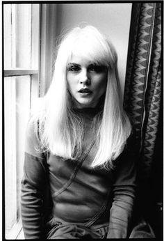 Debbie Harry at the Ritz, London, England, 1981