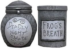 Neca NBX salt & pepper shakers (LOVE these)
