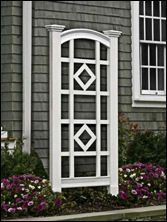 trellis to hide meter box - - Yahoo Image Search Results