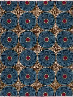 VLISCO Hollandais | Since 1846 | New collection Wax Block