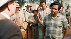 Chicagoan Michael Pena is proud to bring Cesar Chavez to the big screen