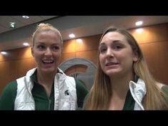 Spartan Volleyball NCAA Selection Show