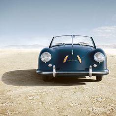 porsche 356 cabrio.
