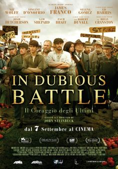 Watch->> In Dubious Battle 2017 Full - Movie Online Top Movies, Movies And Tv Shows, Bryan Cranston, Streaming Hd, Film Watch, James Franco, Online Gratis, Movie Tv, Battle