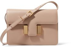 TOM FORD - Sienna Small Leather Shoulder Bag - Baby pink