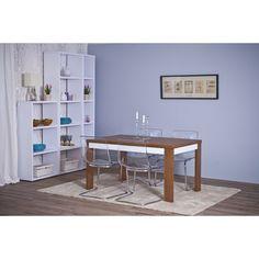 saln mesa de comedor de madera estanteras topkit decoracion