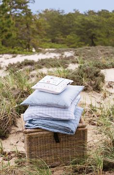 Bedding from Lexington Company Home Collection Spring 2015.