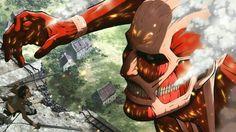 Eren y el titan colosal