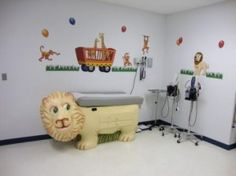 Child Exam Room