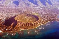 Diamond Head Eruption - Bing Images