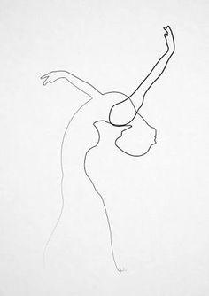 Resultado de imagem para picasso line drawings women