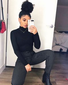 college outfits value Bad And Boujee Outfits, Girls Fall Outfits, Casual Work Outfits, Cute Fall Outfits, Business Casual Outfits, Fall Fashion Outfits, Mode Outfits, Classy Outfits, Chic Outfits