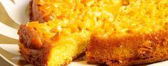 Toscakake er perfekt kake å ha med på piknik eller avslutninger og dugnadsfester.