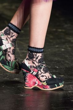 Spotlight: The Best Shoes From New York Fashion Week  - ELLE.com