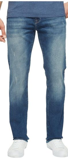 Mavi Jeans Zach Regular Rise Straight Leg in Mid Used Authentic Vintage (Mid Used Authentic Vintage) Men's Jeans - Mavi Jeans, Zach Regular Rise Straight Leg in Mid Used Authentic Vintage, 0045322660-420, Apparel Bottom Jeans, Jeans, Bottom, Apparel, Clothes Clothing, Gift, - Street Fashion And Style Ideas