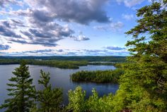 A Vast Wilderness by Ken Harmon on Capture Minnesota // the Arrowhead region of northeastern Minnesota contains a vast stretch of forested wilderness connected by lakes; enough to keep the explorer in you occupied for a lifetime