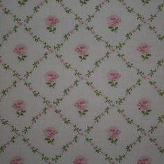 Vintage Laura Ashley 'Kate' Fabric £15.00