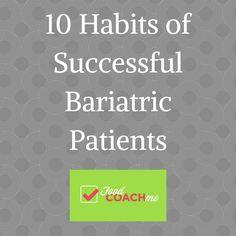 10 Habits of Successful Bariatric