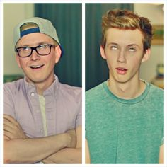 troye sivan wink collage - Google Search