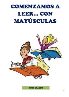 Cartilla lectura mayúsculas Preschool Programs, Bilingual Classroom, Abc For Kids, Learn French, Conte, Learning Spanish, Leo, Teaching, Activities