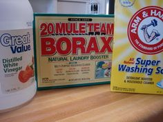 The Life of a Farmers Wife: Homemade Cleaners (dishwashing soap) use vinegar as a rinsing agent