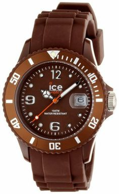 Ice-Watch Ice-Chocolate - Milk Unisex watch #CT.MC.U.S.10 Ice-Watch. $99.00. Silicone Strap. Water Resistant. Save 10%!