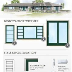 Windows for a Ranch-Style House: The Right Windows for a Ranch-Style House