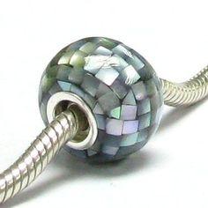 Sterling Silver Mother Of Pearl Mop Charm Bead For Pandora Troll Biagi Chamilia European Charm Bracelets Queenberry, http://www.amazon.com/dp/B003F32Y58/ref=cm_sw_r_pi_dp_BYY4qb1XEKV3K