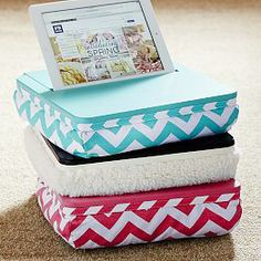 Lap Desks, Laptop Lap Desks & Lap Desks with Storage | PBteen | College Life | Pinterest ...