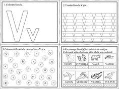 Alphabet, Preschool, Kawaii, Reading, Words, Crafts, Culture, Preschools, Manualidades