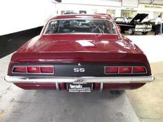 P5419 - 1969 Chevy Camaro