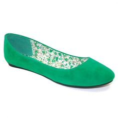These green flats would be fun