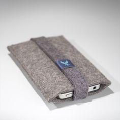 Image of iPhone Filz Tasche Deluxe