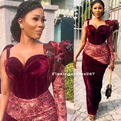 Aso Ebi Lace Styles, Lace Gown Styles, Trendy Ankara Styles, Ankara Gown Styles, Dress Styles, African Dresses For Kids, African Lace Dresses, African Clothes, Nigerian Lace Dress