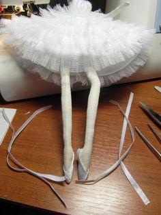 Mimin Dolls: bailarina linda