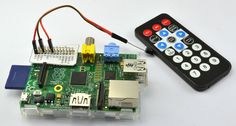 Using an IR Remote with a Raspberry Pi Media Center
