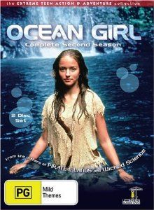 I loved this show when it was on Netflix! Best Movies To See, Movies To Watch, Good Movies, Old Tv Shows, Movies And Tv Shows, Girls Season 2, Ocean Girl, Alien Worlds, Girls Series