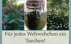 Heilkräutertee  http://www.kraeutergarten-magazin.de/rezepte/2519/