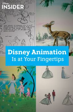 Introducing #DisneyAnimated, A New Way to Experience Animation