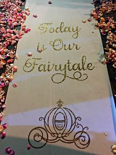 How to Have Your Dream Disney Fairy Tale Wedding wedding details Planning a Disney Fairy Tale Wedding Is Easier (and Less Expensive) Than You Think Wedding Ceremony Ideas, Fall Wedding, Dream Wedding, Diy Wedding, Wedding Stage, Wedding Photos, Wedding Posing, Wedding Mandap, 1920s Wedding
