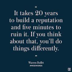 #WiseWords from Warren Buffet  #warrenbuffett #warrenbuffettquotes #kurttasche
