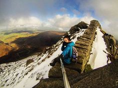 There's nothing I love more than sitting at the top of a mountain 🗻👊. Such a small piece of a crazy big world!  __________________________________________ adventure #mountain #mountaintop #summit #windy #happy #discoverni #mournemountains #northernireland #gopro #goprofanatic #goprooftheday #goprohero #goprounivers #gp #hike #mountainclimb #womenwhohike #instadaily #travelgram #travel #blog #blogger #amazingplaces #landscape #wild #backpacker