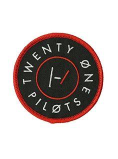 Twenty One Pilots Circle Logo Iron-On Patch Hot Topic https://www.amazon.com/dp/B01LD6SCEU/ref=cm_sw_r_pi_awdb_x_8z3Iyb14Y0DR9