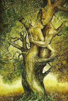 New Tree Of Life Artwork Fantasy Pictures Ideas Tree Of Life Artwork, Tree Art, Flame Art, Fantasy Pictures, Goddess Art, Illusion Art, Couple Art, Oeuvre D'art, Fantasy Art