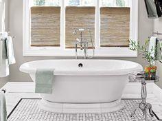 Room Tour : Bathroom: A Light-Filled Master Bathroom - This Old House | Wayfair