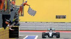 Mercedes-Petronas gana campeonato de constructores de Fórmula Uno: #nnn #bernama #malasia #malaysia #formula1 #formulaone #carreras #carros #petronas #sports #deportes #sochi #russia #rusia #hamilton